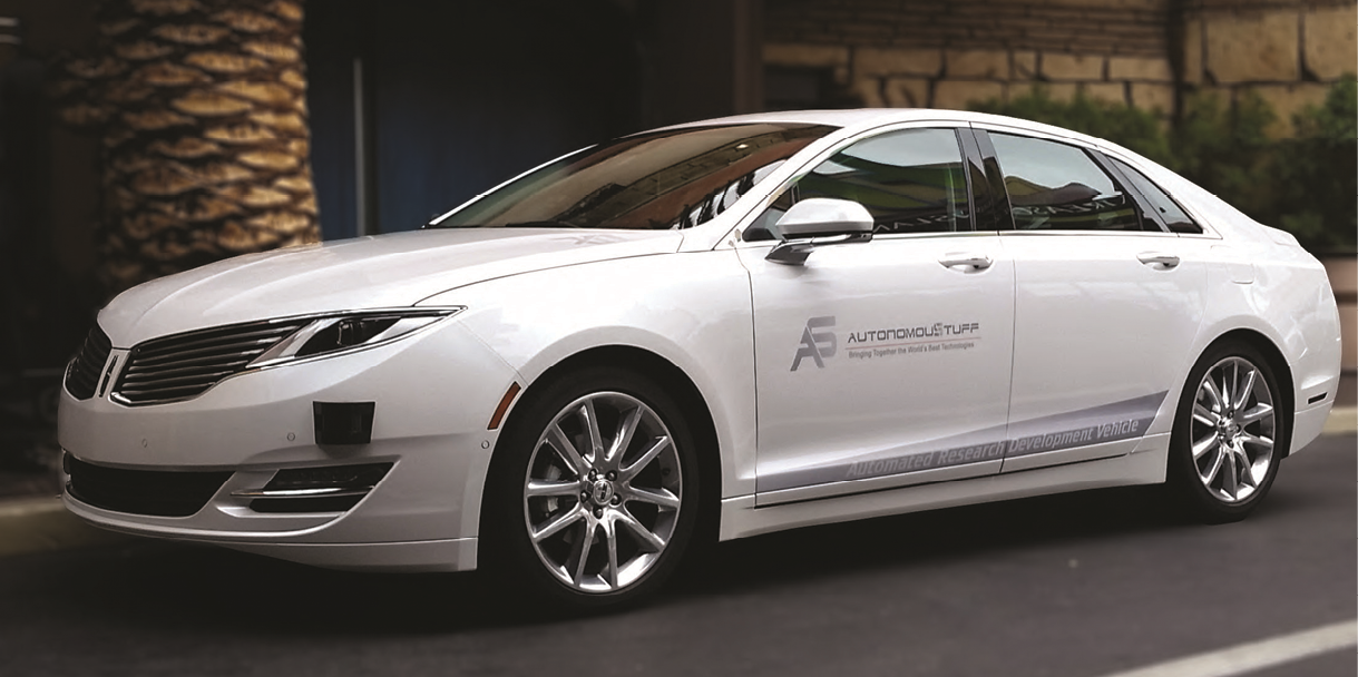 autonomoustuff-test-vehicle
