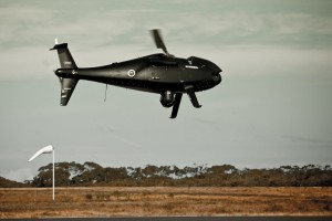 Camcopter UAS for Navy