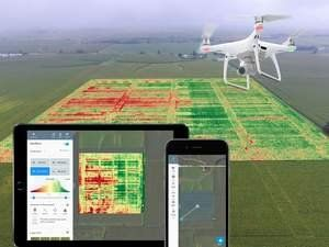 DroneDeploy Selected by CNH Industrial for Intuitive New Drone System Targeting Ag Customers