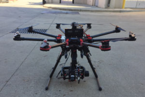 DRONES AND EPRI EPRI sees the value in using drones for a variety of applications in nuclear facilities, including radiation monitoring and detection as well as asset inspection.