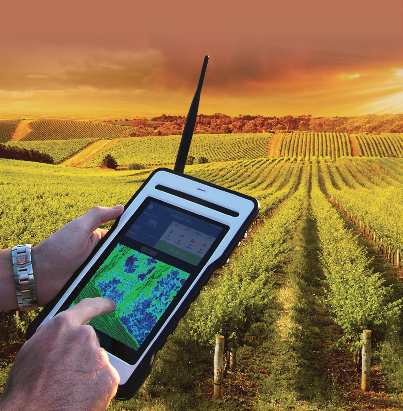 Precision Agriculture: The Trends and Technologies Changing