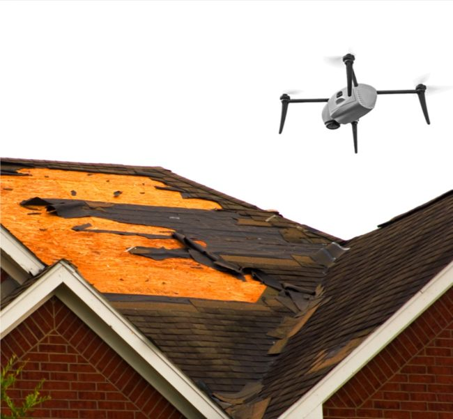 Grinnell Mutual Now Using Kespry for Drone Roof Inspections - Inside  Unmanned Systems