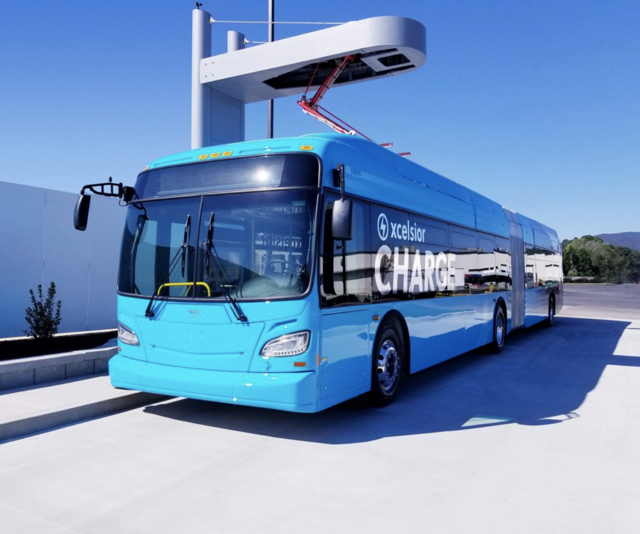 New Flyer Robotic Research To Improve Public Transit Using Autonomous Bus Technology Inside Unmanned Systems