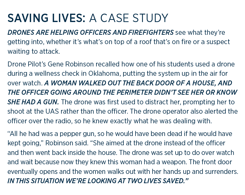 Saving Lives: A Case Study