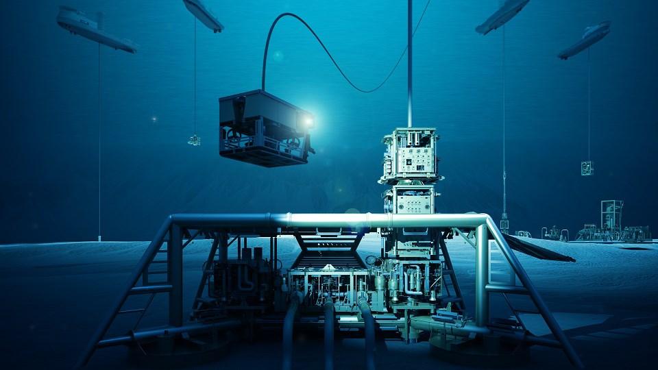 TechnipFMC subsea rover