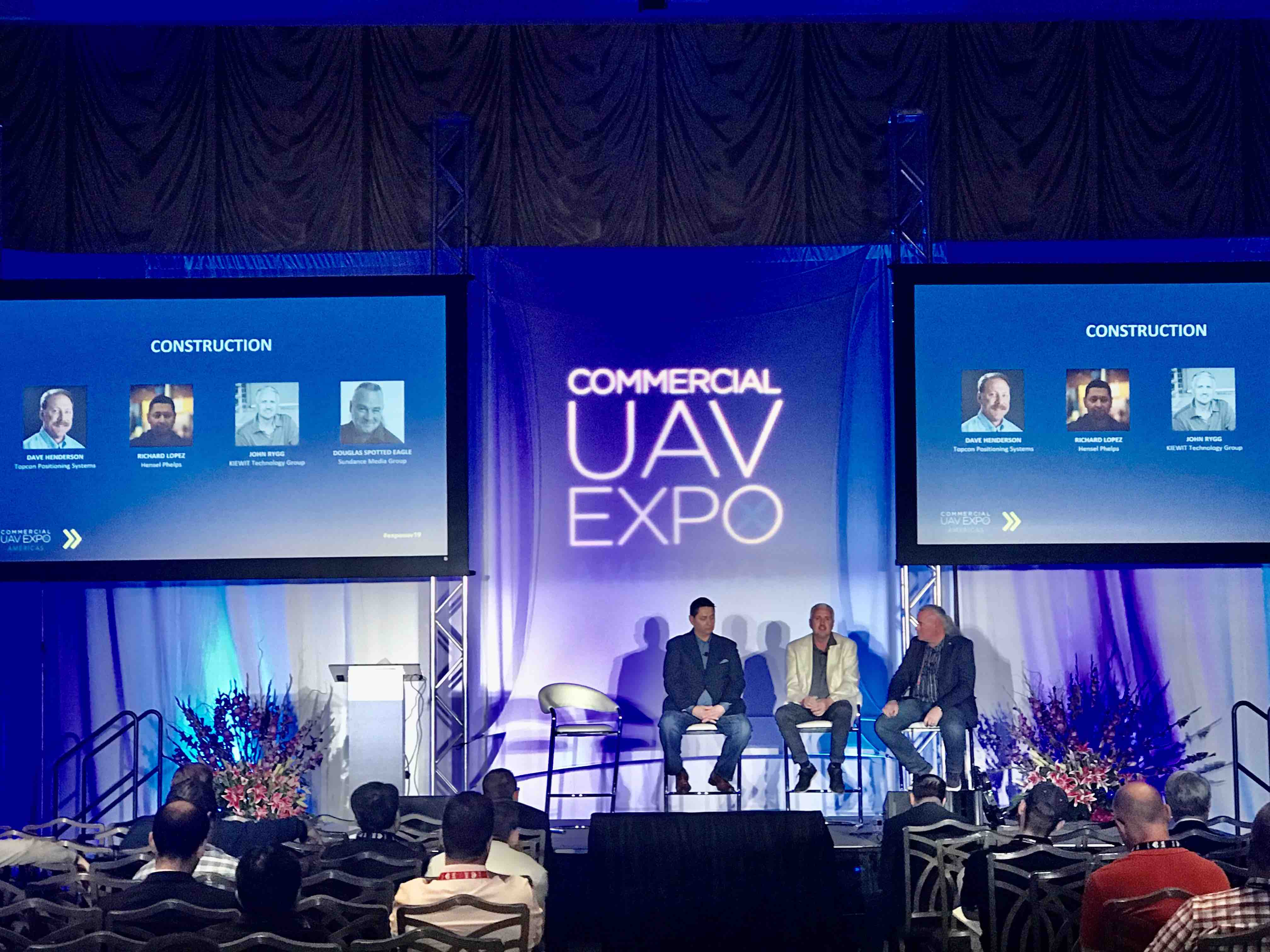 Commercial Uav Expo Growing Integration Of Drones In