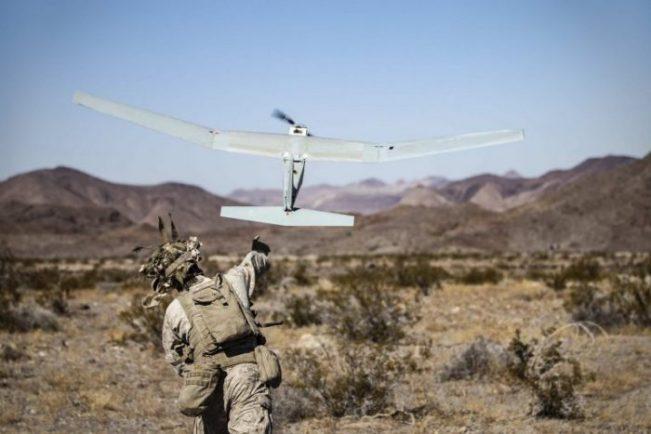 Puma sUAS Pounces - Inside Unmanned Systems