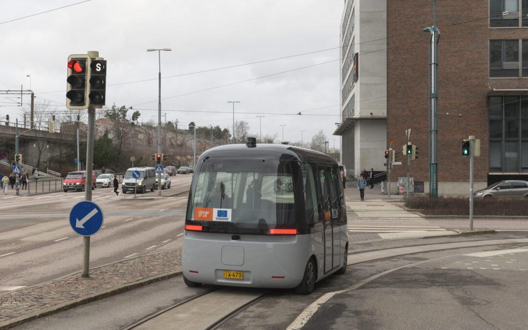 Sensible 4 Begins Testing Self-Driving Vehicle Fleet in Finland ...