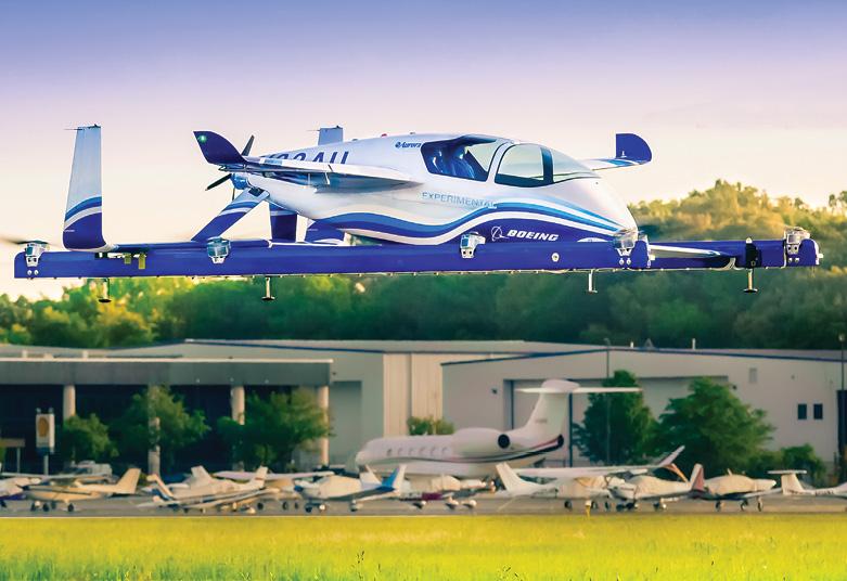 Aurora Flight Sciences PAV