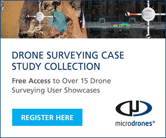 Microdrones Advertisement