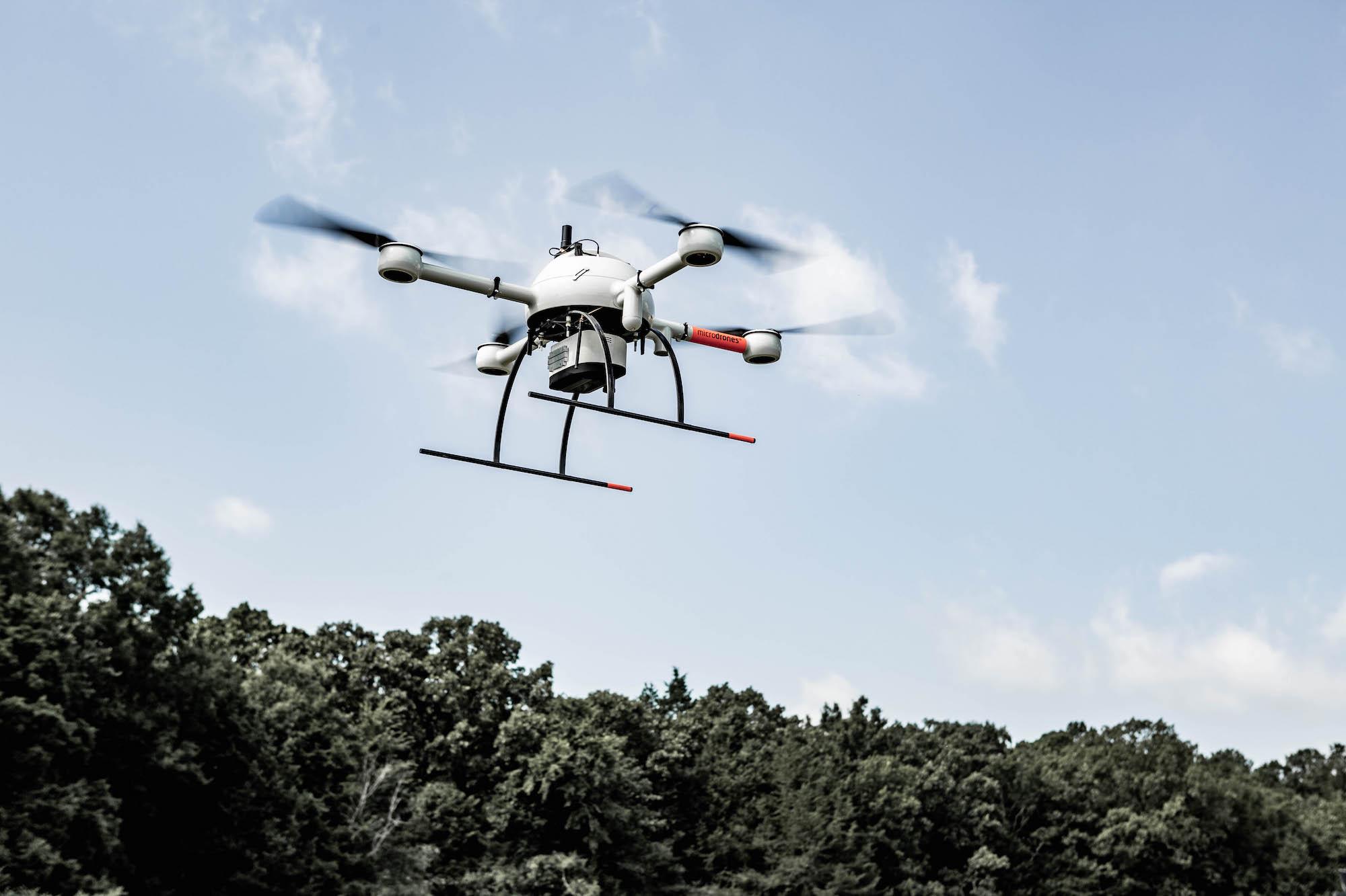 Microdrones