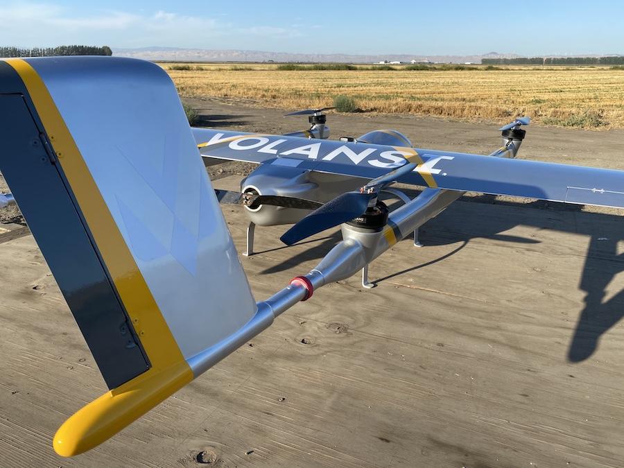 Volansi VOLY C10 VTOL UAV Drone