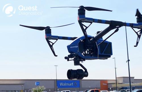 Walmart Drone Up