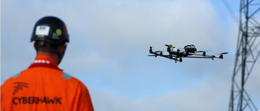 Cyberhawk Drone