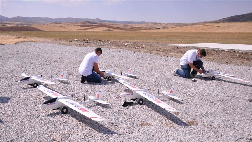 MilSOFT UAVs