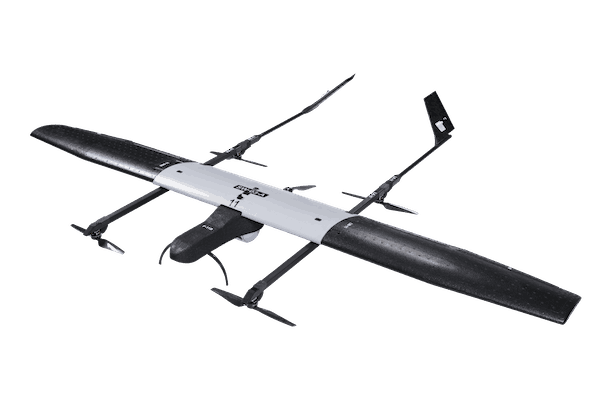 Switch UAV. Images courtesy ideaForge