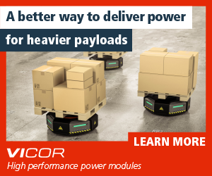 Vicor Advertisement