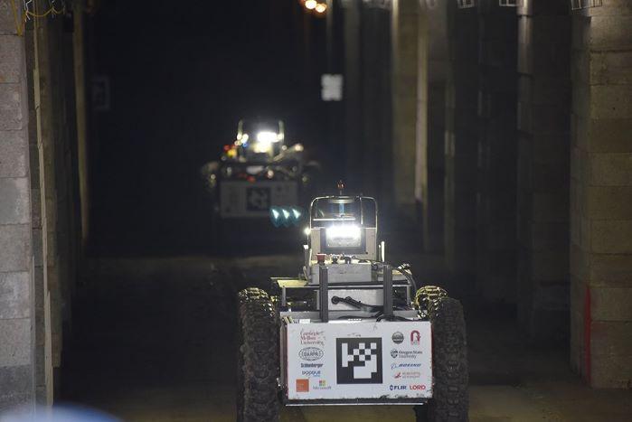 DARPA Subterranean