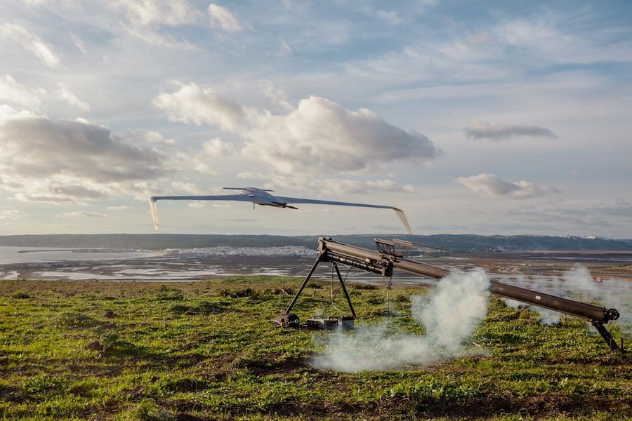 AUSA 2021: Aeronautics highlights its Dominator XP Medium-Altitude Long-Endurance (MALE) UAS