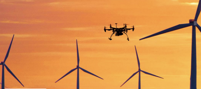 Satellite-based Service to Integrate UAVs Safely into Managed Airspace