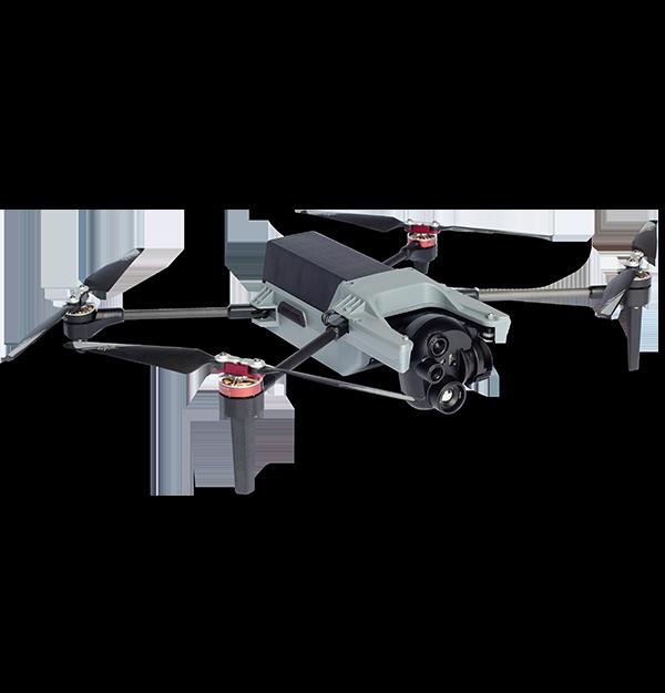 Teledyne FLIR Announces ION M640x Next-Gen Tactical Quadcopter